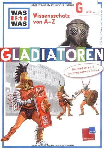 Book G wie ... Gladiatoren
