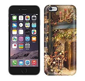 Quality CC WalkingDead Case Cover With Christmas Tree 06 Nice Appearance Compatible With Iphone 6 Plus