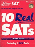 10 Real SATs, College Board Staff, 0874476860