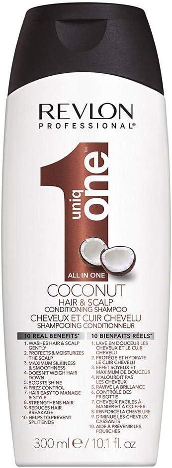 Revlon Uniq One Conditioning Shampoo Coconut 10.1 oz