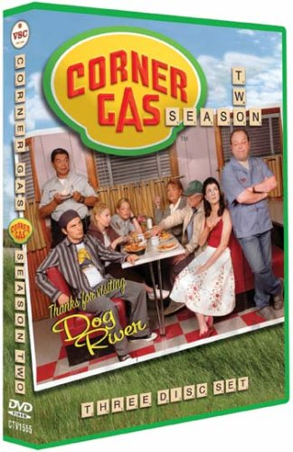 Which are the best corner gas season 2 available in 2019?