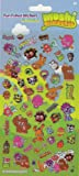 Paper Projects Moshi Monsters Large Foiled Stickers