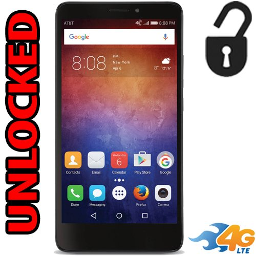 Huawei Ascend XT Unlocked 4G LTE Octa Core 8Mp Flash 2GB Ram 6″ HD H1611 Desbloqueado