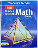 Holt Middle School Math, Course 2: Algebra Readiness, Teacher's Edition