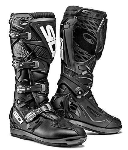 (Sidi X-3 SRS Off Road Motorcycle Boots Black US11/EU45 (More Size Options))