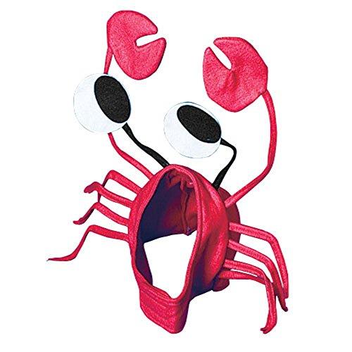 U.S. Toy H230 Crab Hat ()