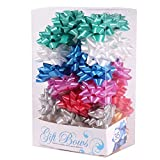 Apac Everyday Assorted Galaxy Gift Bows (Box of 35) (Assorted)