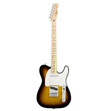 Fender Guitarra Eléctrica TELECASTER AMERICAN STANDARD Corona California 2008 3ts () Madera de Arce, S/N Z8148748: Amazon.es: Instrumentos musicales