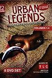 Urban Legends – Complete Series – Seasons 1 through 4 (8 DVD Set - 22 Hours) - Amazon.com Exclusive