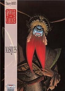 """Afficher """"Rouge de Chine. n° 2 Masques"""""""