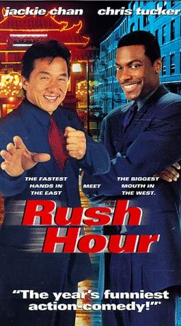 Amazon Com Rush Hour Vhs Ken Leung Jackie Chan Tom