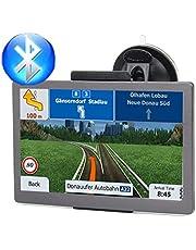 9-Inch GPS Navigatie Car Navigation 8GB 256M Kaarten Voice Lifetime Gratis Kaartupdate Navigatie Met Meertalige Geschikt Voor Auto Vrachtwagen Car Taxi Caravan
