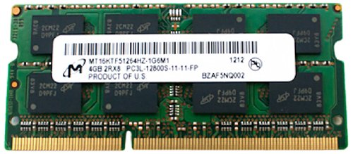 Notebook 001 Hp (HP 8GB (1 x 8GB) PC3L-12800 DDR3L-1600 SODIMM for Notebooks [PN: 693374-001 / 693374-005])