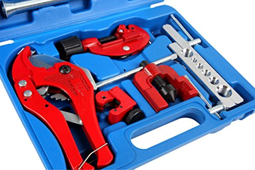 Shankly 9 Piece Flare Tool, Brake Flaring Tool, Brake Line Flaring Tool, Brake Line Flare Tool by Shankly (Image #2)