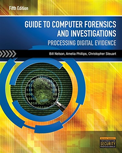 Price comparison product image Guide to Computer Forensics and Investigations (with DVD)