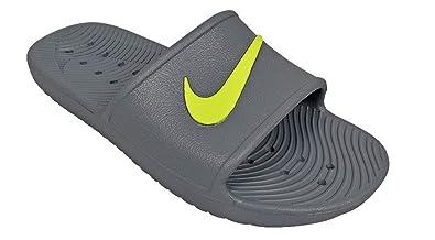 best service 8ea78 7b5ce Nike Kawa Shower, Chaussures de Plage & Piscine Homme, Multicolore (Cool  Grey/
