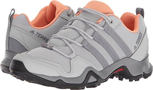 Adidas Terrex AX2R Hiking Shoe – Women's Grey Two/Grey Three/Chalk Coral 7.5