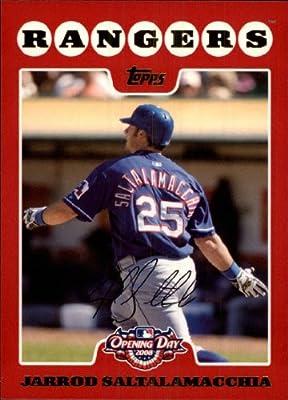 Amazoncom 2008 Topps Opening Day Baseball Card 173 Jarrod