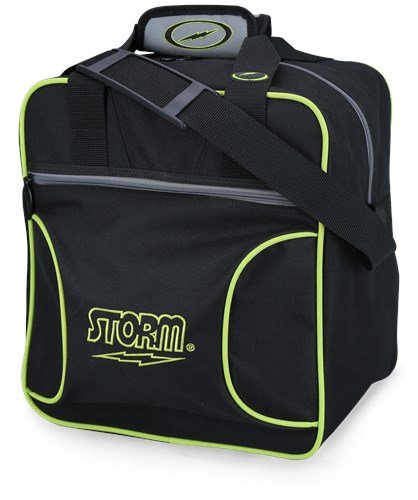 Storm Single (Storm Solo Single Tote Black/Grey/Lime)