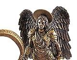 PTC 10 Inch Archangel Gabriel with Moon Spear