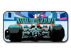 AMAF ? Accessories F1 Formula One Car Original Art Driver case for iPhone 5 5S