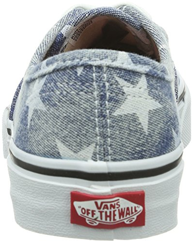 Vans Authentic, Zapatillas Unisex Bebé Azul (Stars/Blue)