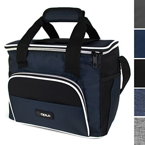 OPUX Premium Thermal Insulated Soft Mini Cooler Bag with Sho