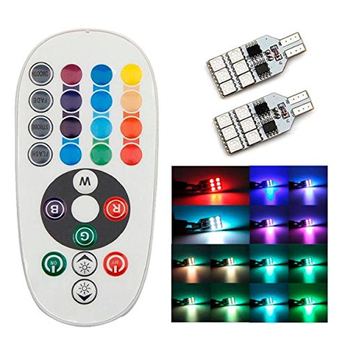 Kingfansion Wedge Reading colors Remote