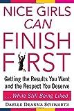 Nice Girls Can Finish First, Daylle Deanna Schwartz, 0071609075