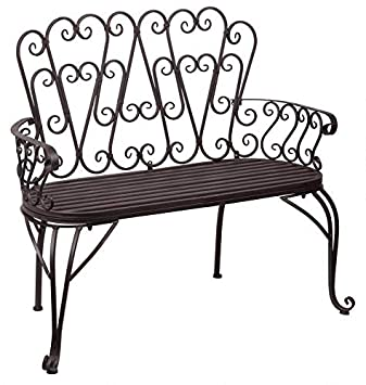 Design Toscano French Quarter Garden Bench