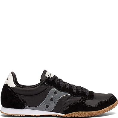 Saucony Originals Women's Bullet Sneaker, BlackGum, 7.5 M US
