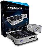 Hyperkin Retron 5 Retro Video Game System: Grey