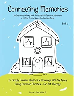 Amazon Color Your Mind A Coloring Book For Those With