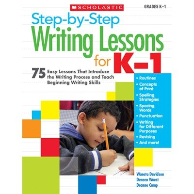 SCBSC-9780545161084-3 - STEP BY STEP WRITING LESSONS FOR pack of 3 by Shoplet Best