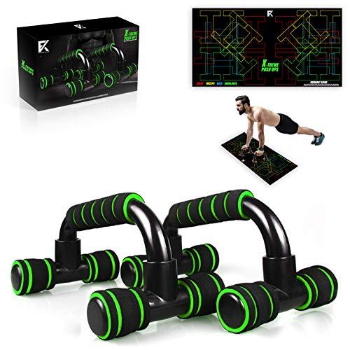 Fitness Kings X-treme Push Up Bars Set