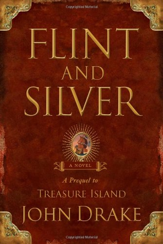 Book cover for Flint and Silver