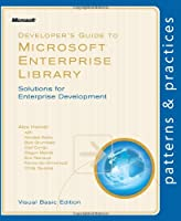 Developer's Guide to Microsoft Enterprise Library, Visual Basic Edition Front Cover