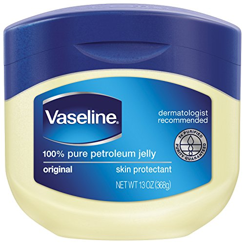 Vaseline Petroleum Jelly, Original, 13 oz (3 pack)
