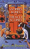 Vampires, Bones and Treacle Scones (A Liss MacCrimmon Mystery Book 7)