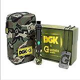 Snoop Dogg DGK G Pro Vaporizer, von Grenco (Dry Herb, Wachs), Camouflage-Design