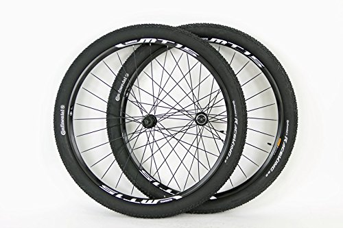 Shimano MT15 Rim 29er Mountain Bike Wheels 11 Speed Compatible with Disc Brake Shimano Hubs PLUS Free Continental 29x2.2