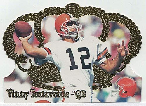 Testaverde Vinny Football (Vinny Testaverde (Football Card) 1995 Pacific Crown Royale # 116 NM/MT)