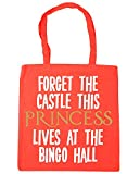 IrmaPetty Forget the castle this princess lives at the bingo hall Tote Shopping Gym Beach Bag