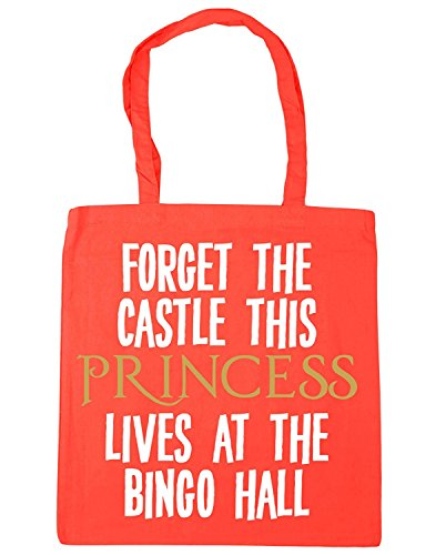 IrmaPetty Forget the castle this princess lives at the bingo hall Tote Shopping Gym Beach Bag by IrmaPetty