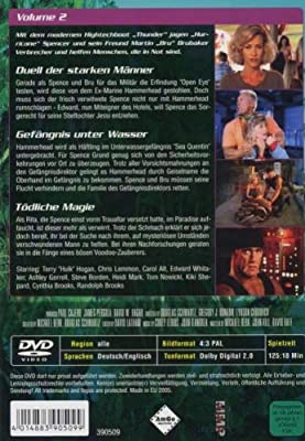 Thunder in Paradise: Heiße Fälle - Coole Drinks, Vol. 02 Alemania DVD: Amazon.es: Chris Lemmon, Carol Alt, Patrick Macnee, Felicity Waterman, Sam J. Jones, Charlotte Rae, Lisa Stahl, Cory Lerios, Chris Lemmon,