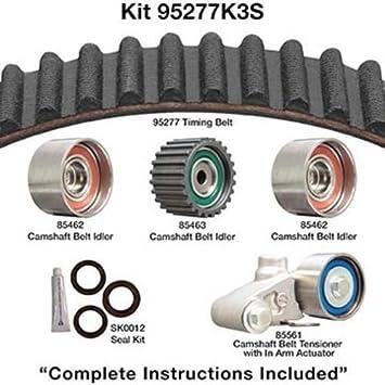 Dayco 95277 K3S correa de distribución Kit w/sellos: Amazon.es: Coche y moto