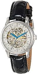 Stuhrling Original Women's 576.11152 Vogue Audrey Stella Skeleton Swarovski Crystal Watch