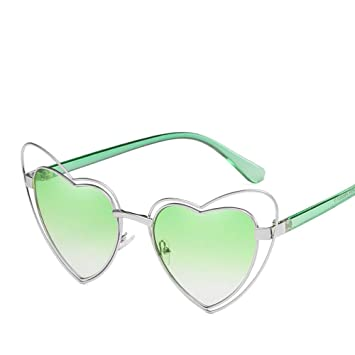 Axiba Personalizada Amor Ojo de Gato Gafas de Sol Gafas de ...
