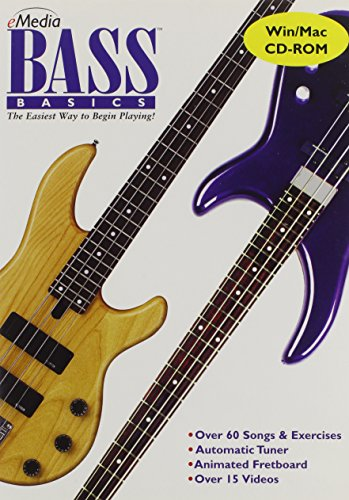 (eMedia Bass Basics [Discontinued Item])