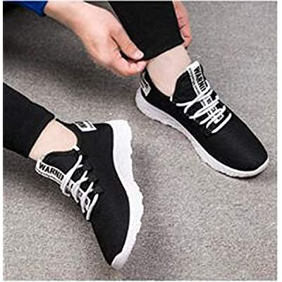 Men's Walking Shoes Mesh Casual Athletic Shoes Running Shoes Lightweight Breathable Fashion Sneakers Gym Sport Shoes: Clothing